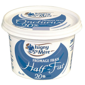 Isigny Sainte Mère - Fresh Cream Cheese 20% (500g) - Foodster.vn