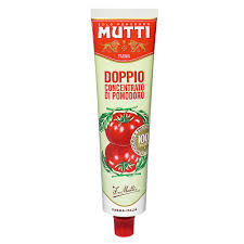 Mutti Double concentrate tomato (130gr)