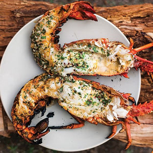 Frozen Canadian lobster (350gr)