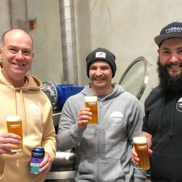 MORNINGTON PENINSULA BREWER TURNS TO GLUTEN FREE BEER