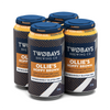 2x Ollie's Hoppy Brown + Free Stubby Holder