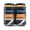 TWØBAYS OLLIE'S BROWN TWIN PACK