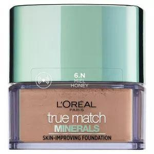 L'Oreal Paris True Match Minerals Skin-Improving Foundation - 1.R/1.C Ivoire Rosè - Shopeleo