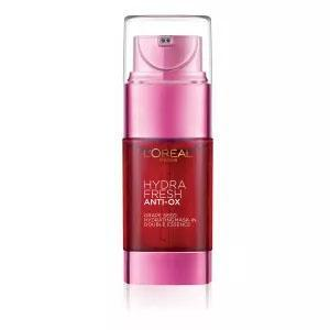 L'Oreal Hydra Fresh Anti-Ox Grape Seed Hydrating Mask-In Double Essence - Shopeleo