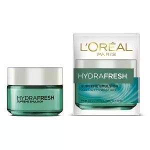 L'Oreal Paris Hydrafresh All Day Hydration Supreme Emulsion (50ml) - Shopeleo