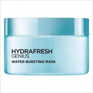 L'Oreal Paris Hydrafresh Genius Water-Bursting Mask - Shopeleo