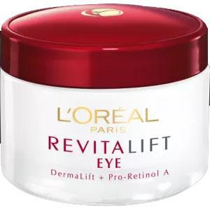 L'Oreal Paris Revitalift Anti Wrinkle + Firming Eye Cream (15ml) - Shopeleo
