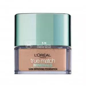L'Oreal Paris True Match Minerals Skin-Improving Foundation - 1.R/1.C Ivoire Rosè