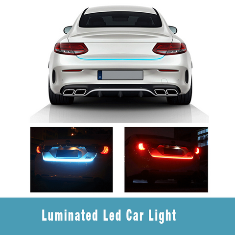 Image of Luminated Car Stripe Light (All cars) - Shopeleo, digy light, tail light, trunk light