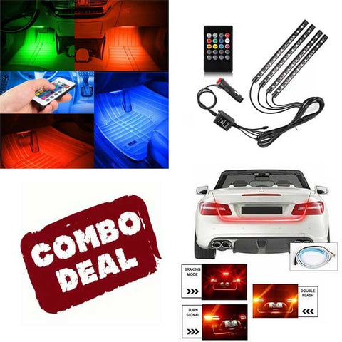 Image of Combo-Car Led light & Atmosphere light