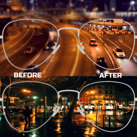 Vizmaxx Night Vision Glasses - Shopeleo