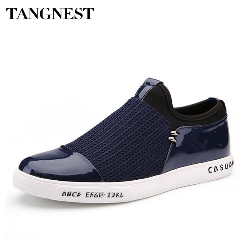 Tangnest  Casual Man Lazy Shoes - Shopeleo