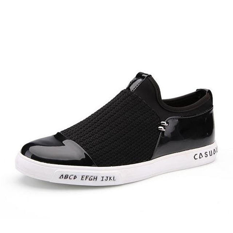 Image of Tangnest  Casual Man Lazy Shoes - Shopeleo