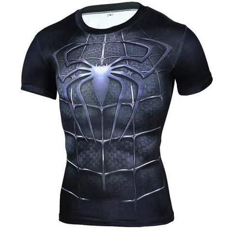 Image of Captain Americ 3D T Shirt - Shopeleo