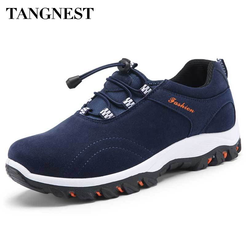 Tangnest 2017 Autumn Men Shoes - Shopeleo