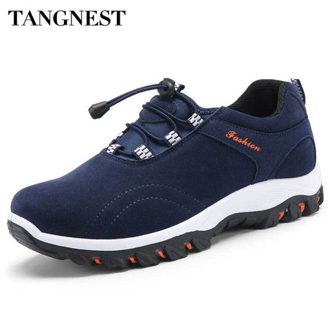 Image of Tangnest 2017 Autumn Men Shoes - Shopeleo