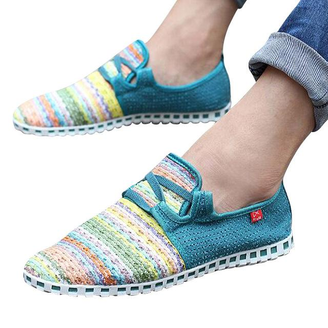 Comfortable Breathable Mesh Shoes - Shopeleo