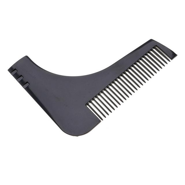 Hot Men Gentleman Facial Hair Beard Shaper - Shopeleo