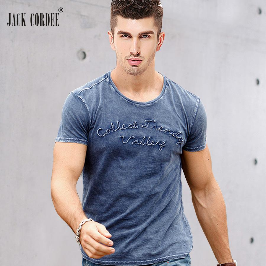 JACK CORDEE Fashion T shirt - Shopeleo