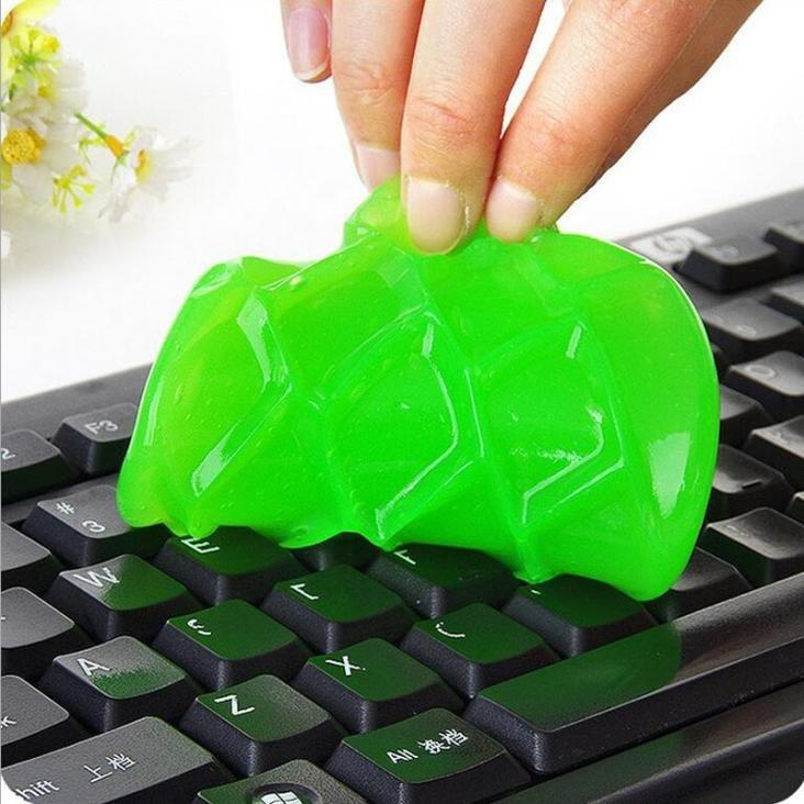 Computer Keyboard Cleaning  Wipe Compound Cleaner Tool - Shopeleo