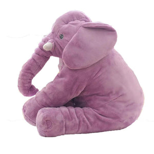 Large Elephant Plush Sleep Pillow Baby Toy - Shopeleo