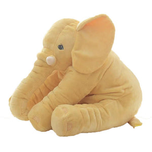 Large Elephant Plush Sleep Pillow Baby Toy