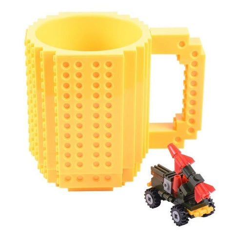 Image of Block Puzzle Mug - Shopeleo