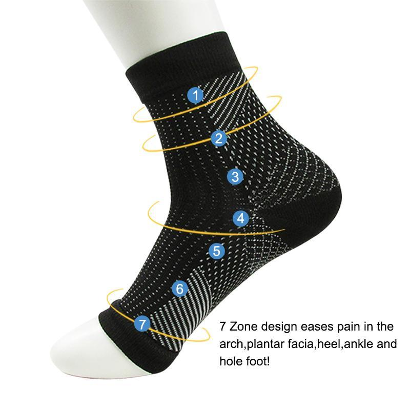 Anti Fatigue men/women Compression socks - Shopeleo