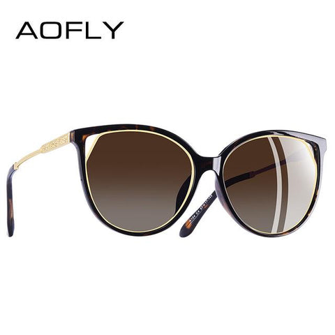 Image of Fashion Sunglasses 2018 Polarized Cat Eye Sun Glasses - Shopeleo