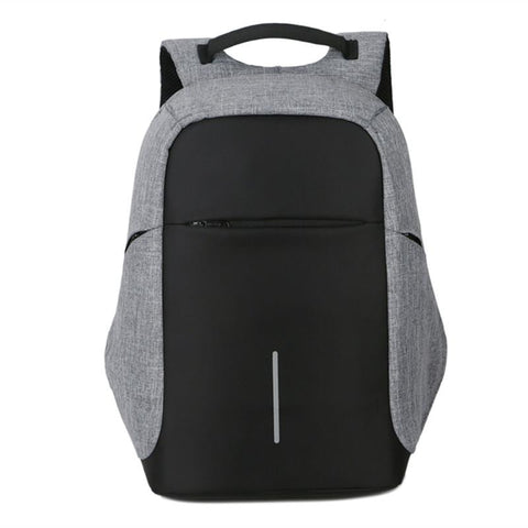 Anti theft Waterproof Backpack - Shopeleo