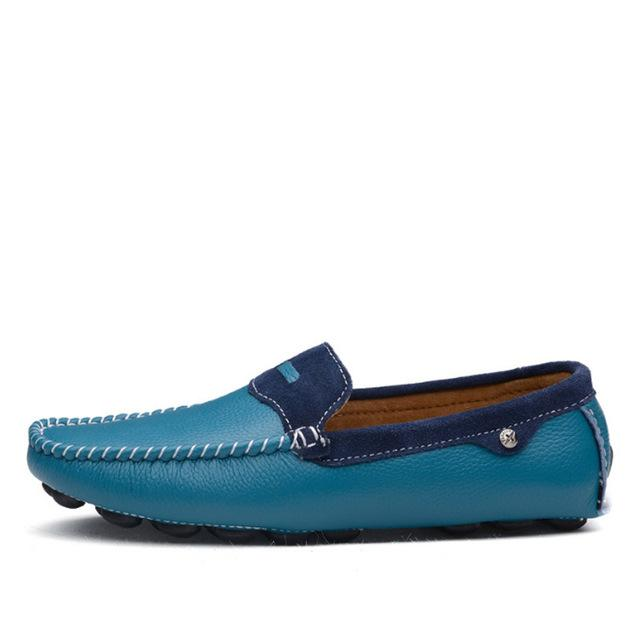 Tangnest NEW Men Loafers - Shopeleo