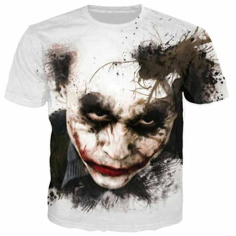 Cloudstyle Novelty 3D Tshirt - Shopeleo