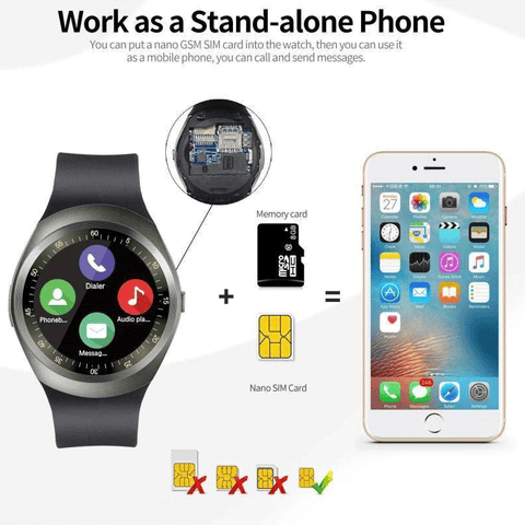 Image of Y1 Smart Watch