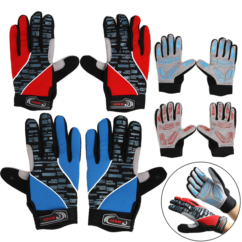 Cycling Gloves Full Finger Unisex