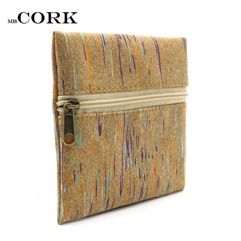 Cork Handmade Coin Purse
