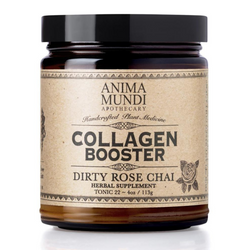 Collagen Booster - Dirty Rose Chai - 4 oz