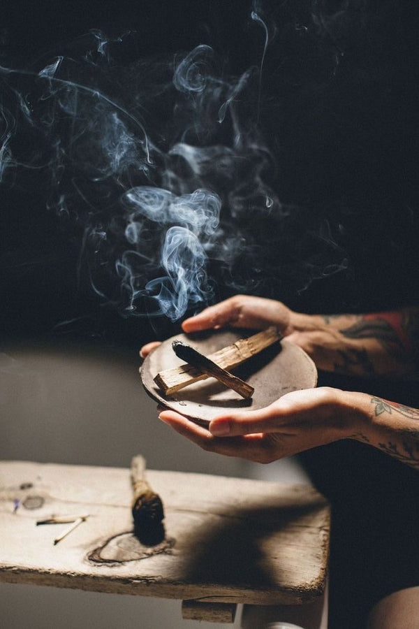 Palo Santo Sacred Wood Smudge