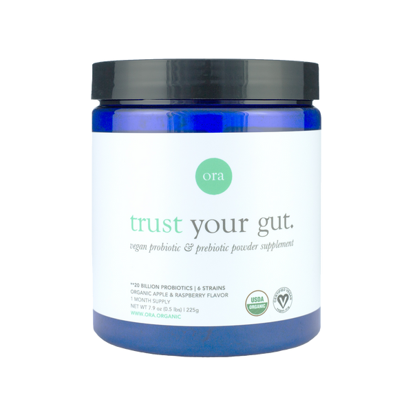 Organic Probiotics with Prebiotics Powder - Vibrant Market