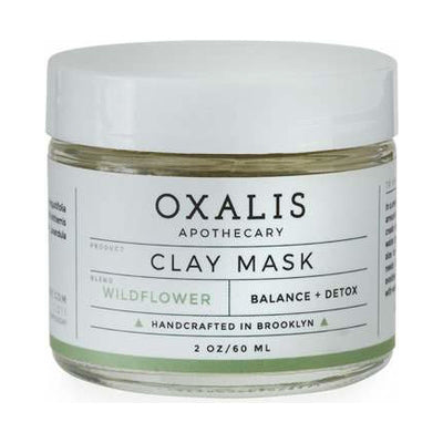 Wildflower Clay Mask - Vibrant Market