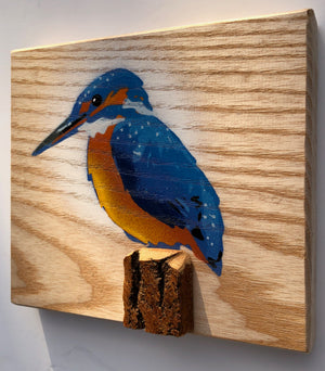 kingfisher artwork