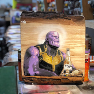 Thanos and his infinity stones. Corona, hold my beer' - LAST ONE AVAILBLE