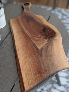 Walnut Charcuterie Board