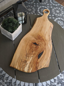 Spalted Maple Charcuterie Board