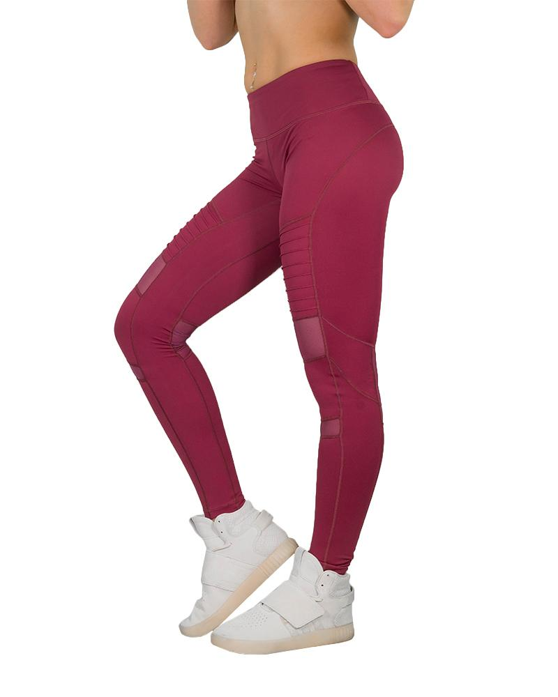 Element Series Compression Pants Womens Strong Liftwear XS Red
