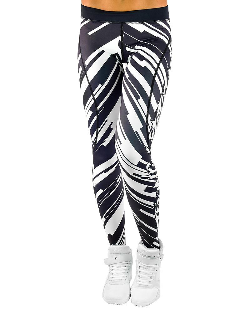 Force Series Compression Pants Womens Strong Liftwear