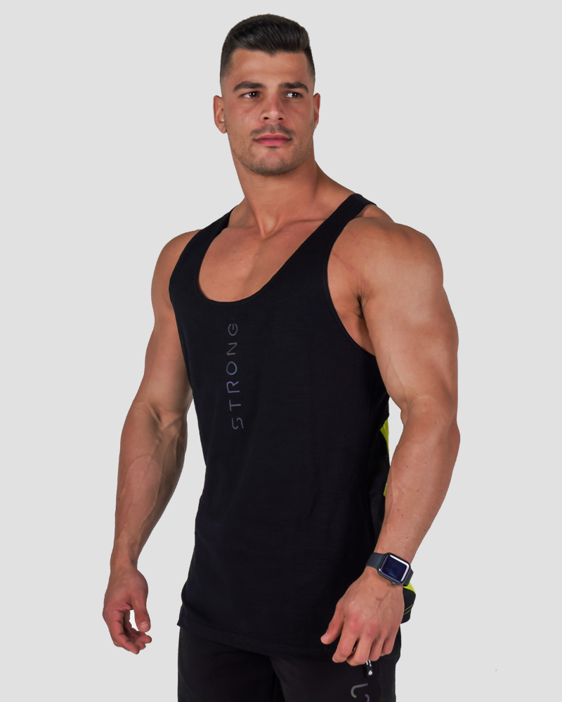 Harlequin Taperback - Hyper Mens Strong Liftwear