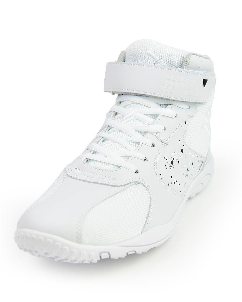 Hurricane High-Top Training Shoes Mens Strong Liftwear 7 (US) White