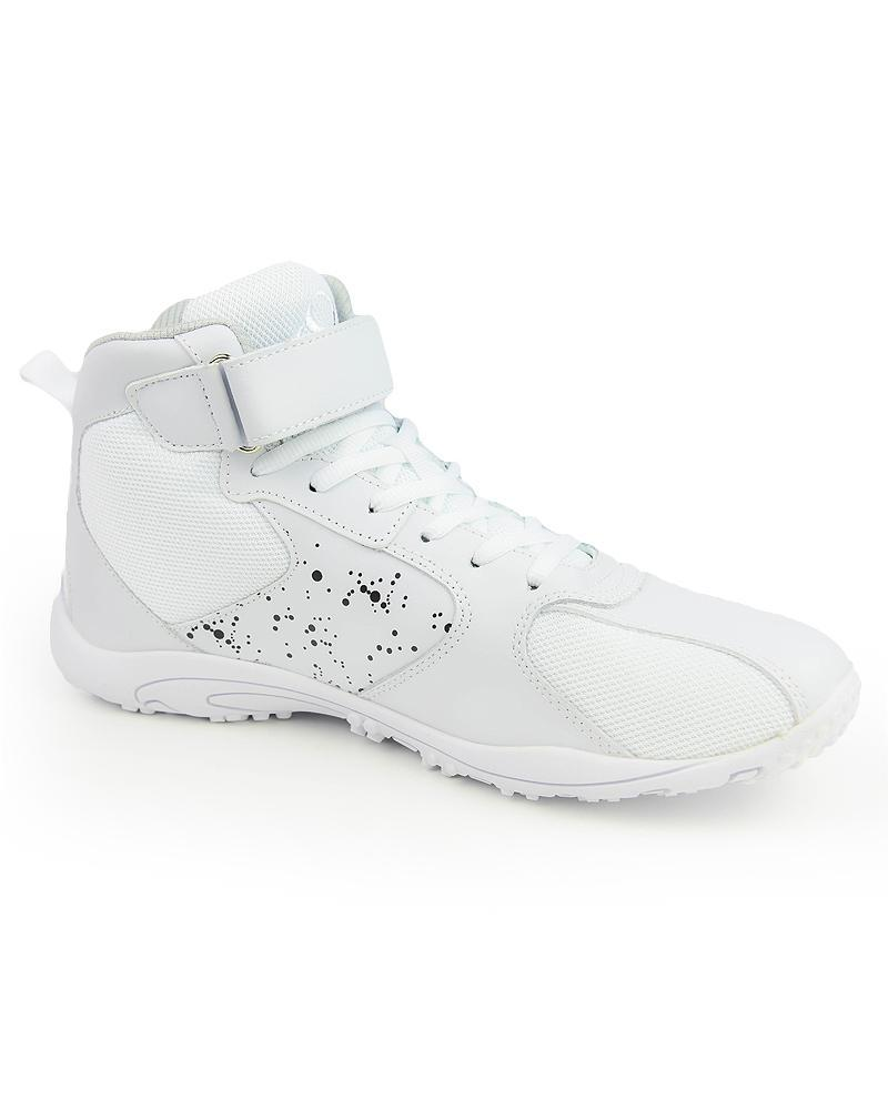 Hurricane High-Top Training Shoes Mens Strong Liftwear 8 (US) White