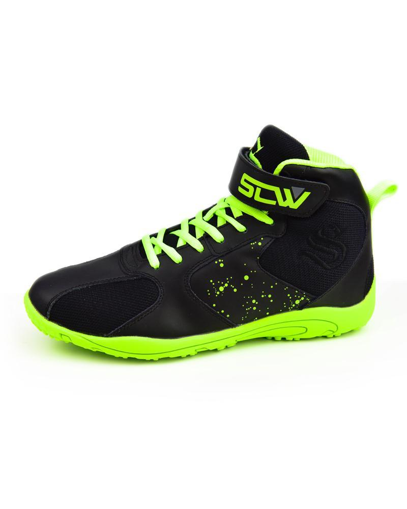 Hurricane High-Top Training Shoes Mens Strong Liftwear