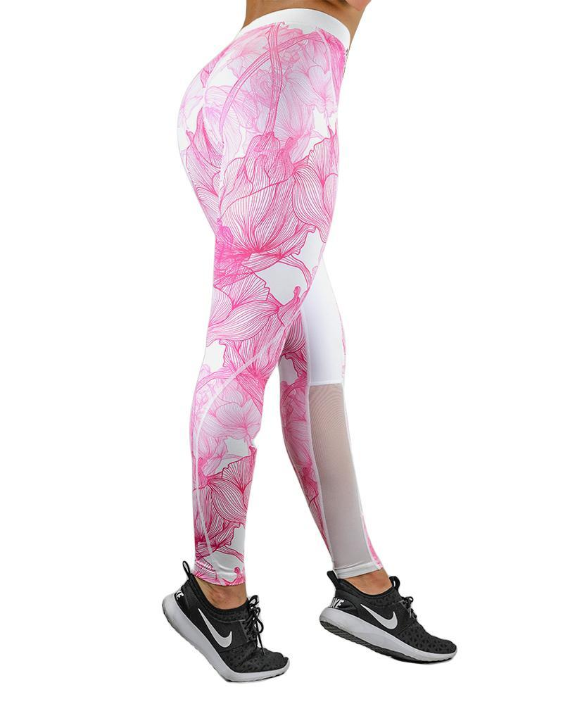 Island Series Compression Pants Womens Strong Liftwear